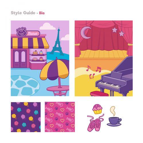 Style guide de personagem